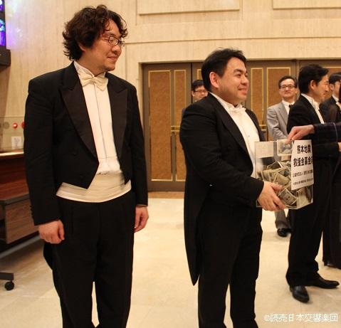 熊本地震救援募金活動を行いました